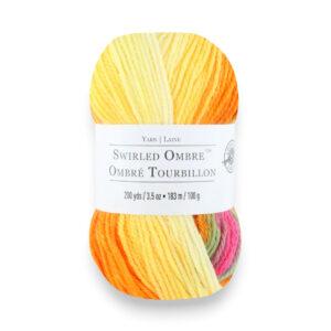 Swirled Ombre